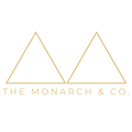 Hqum8vhwrai3nua0jkpd the monarch and co. logo gold writing