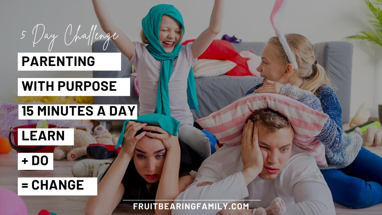 Cygepdhwrtalv7kjd69e  5 day parenting with purpose system