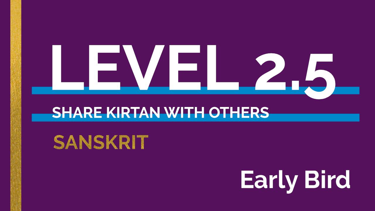 Iavq06js0ue70e6rzmyb level2.5 sanskrit earlybird