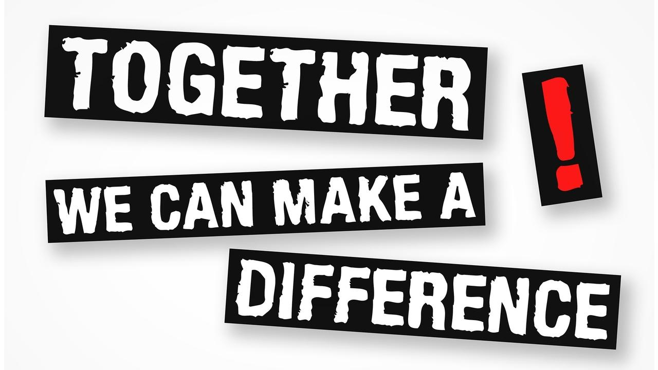 Abvxcodtogqwzbb0jcy4 together we can make a difference