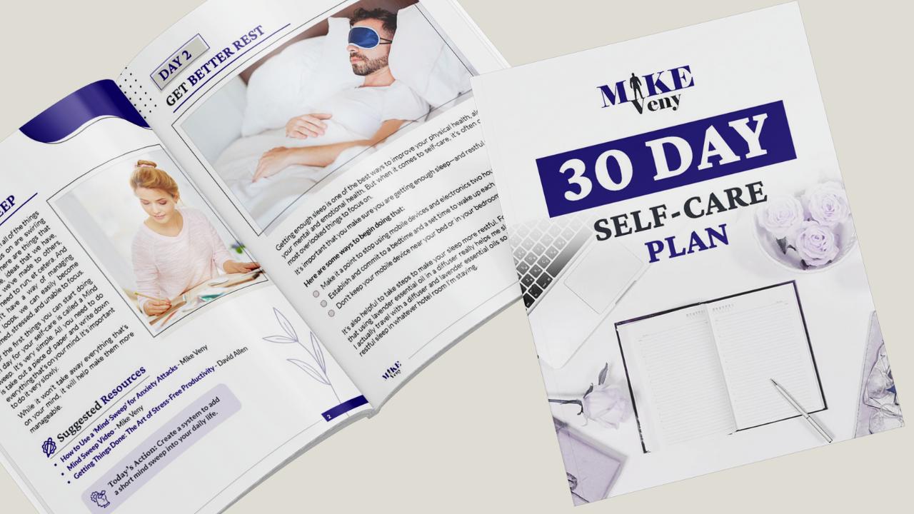 F1fk17wfsp2ili8robzd the 30 day self care plan