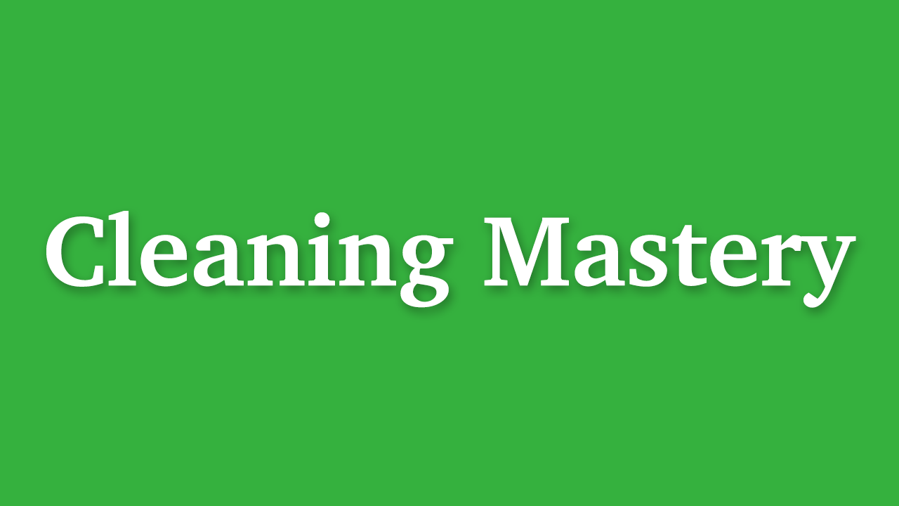 9ntvd9dkq6gywegzgadt cleaning mastery