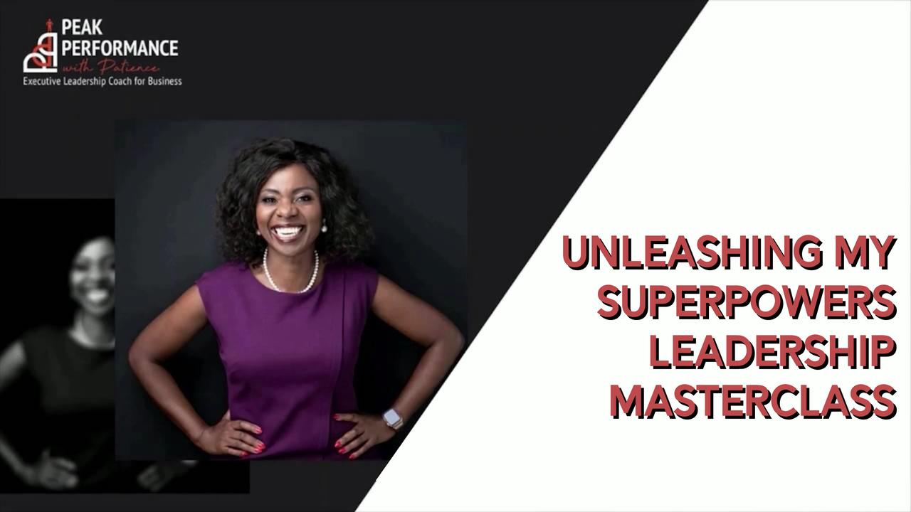 S9l0wybwtvgmv4agpnjd unleashing my superpowers leadership masterclass