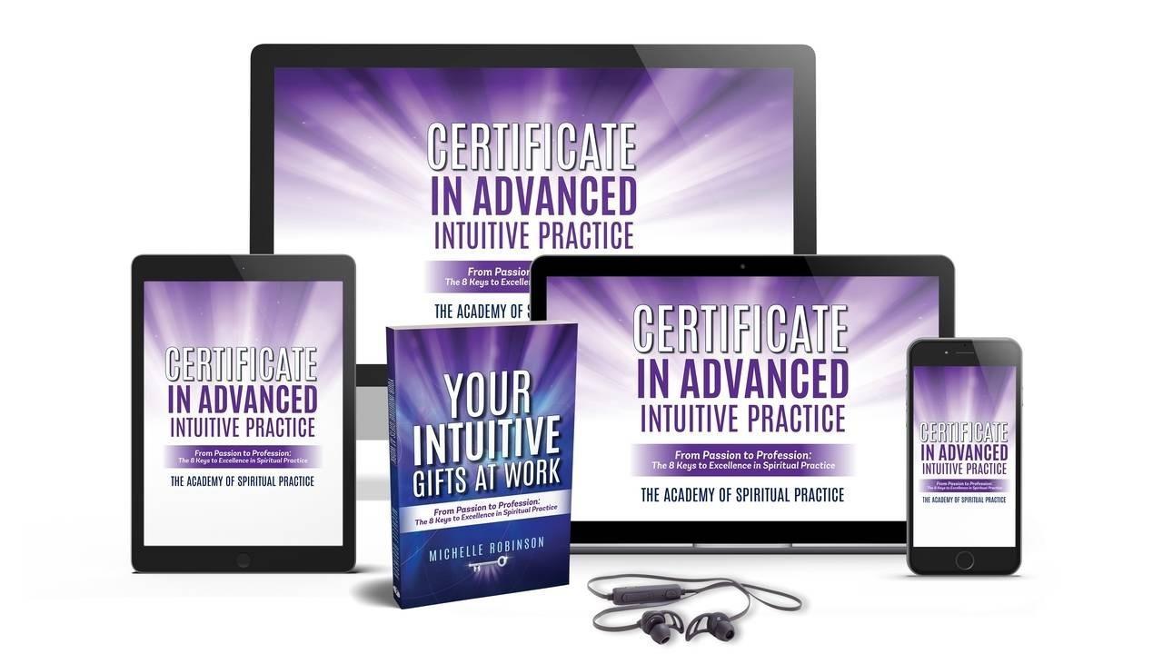 Dklyilrwqhi7yfsv1ogt u6ihgkdsqiyo6d7rfyyo advanced intuitive practice course logo