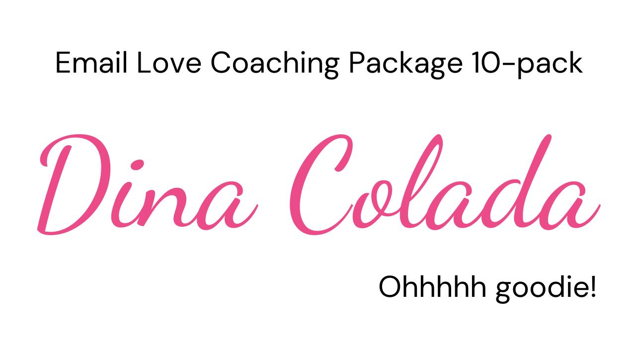 93nbppkcrg6i23ib5w9j email love coaching package 5 pack