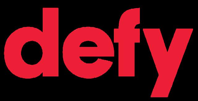 defy community logo