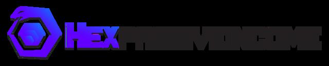 0cviuhx1rx0gdvowqp0y official hex passive income logo