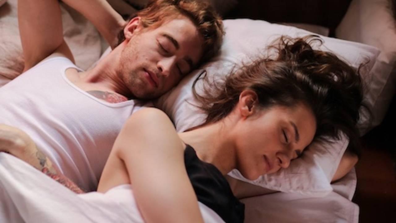 Löffelchenstellung schlafen