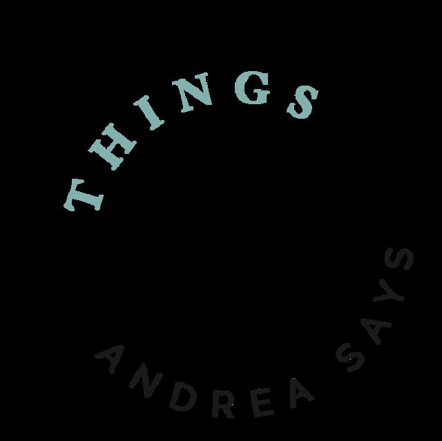 Txtqkot7ck1zygmvzpcq things andrea says secondary logo