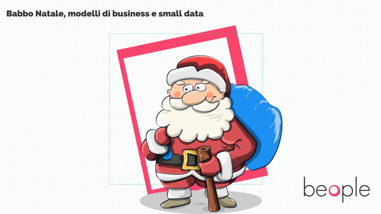 Dove Si Trova In Questo Momento Babbo Natale.Babbo Natale Modelli Di Business E Small Data Articoli