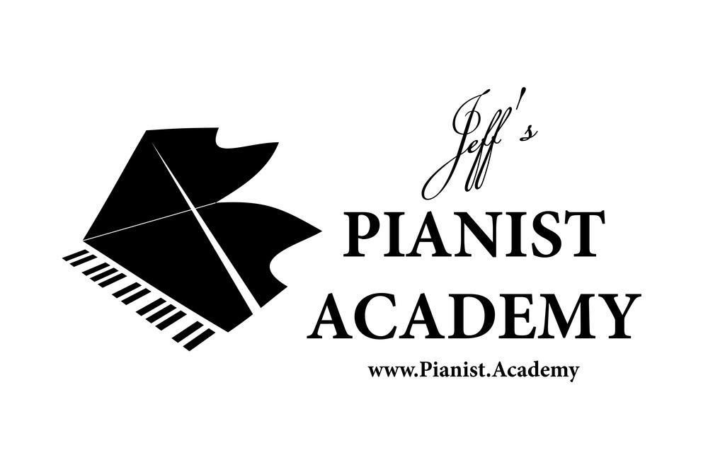 Jeff's Pianist Academy Logo