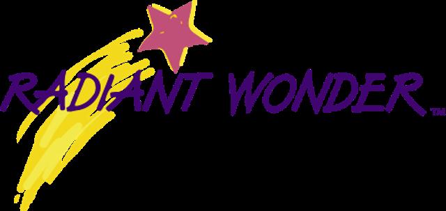 Undrlhsrssqtxiomhxpe radiant wonder logo