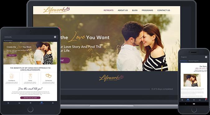 Online Premarital Program - LifeWorks Group, LLC