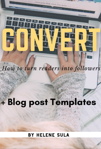 CONVERT: Turn Readers into Fans