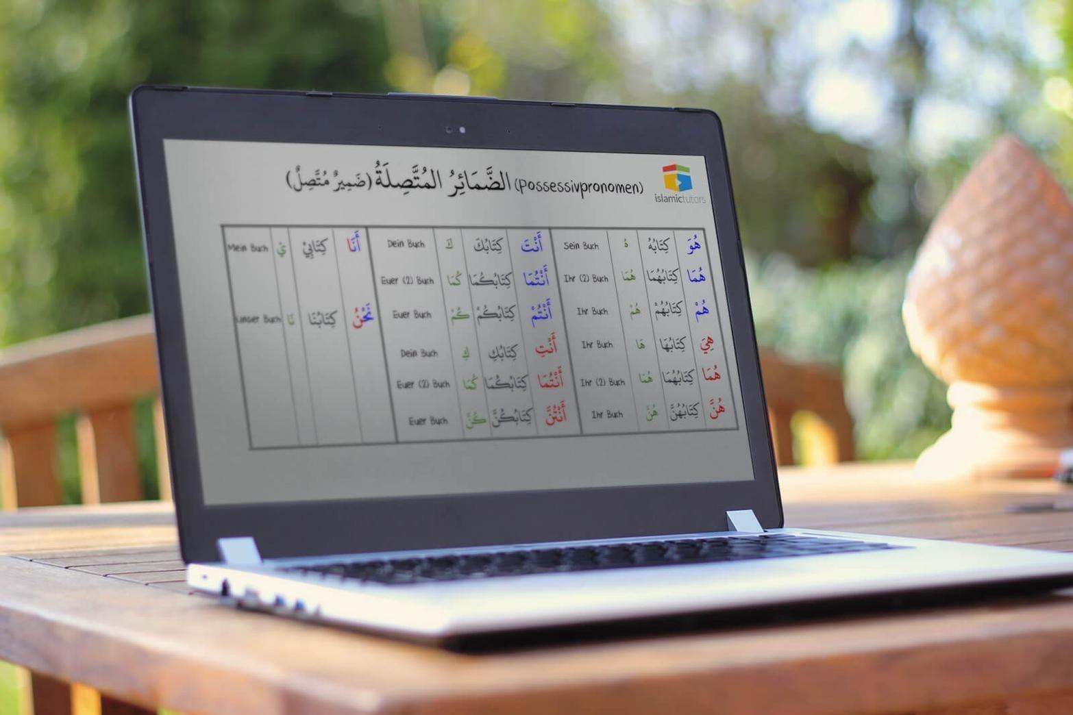 Arabisch lernen