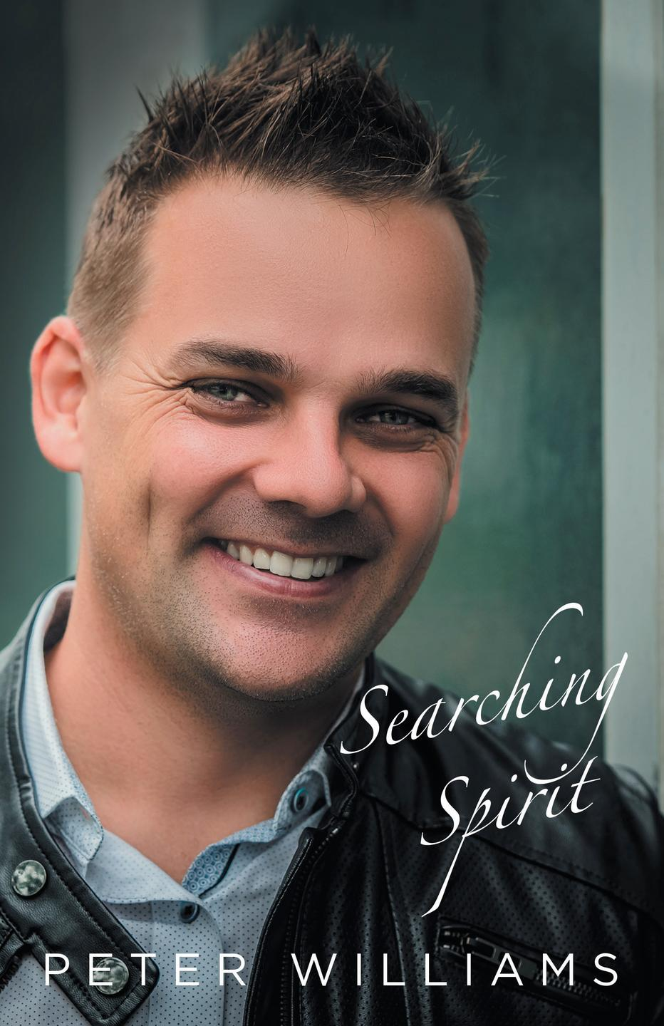 Searching Spirit Book Cover