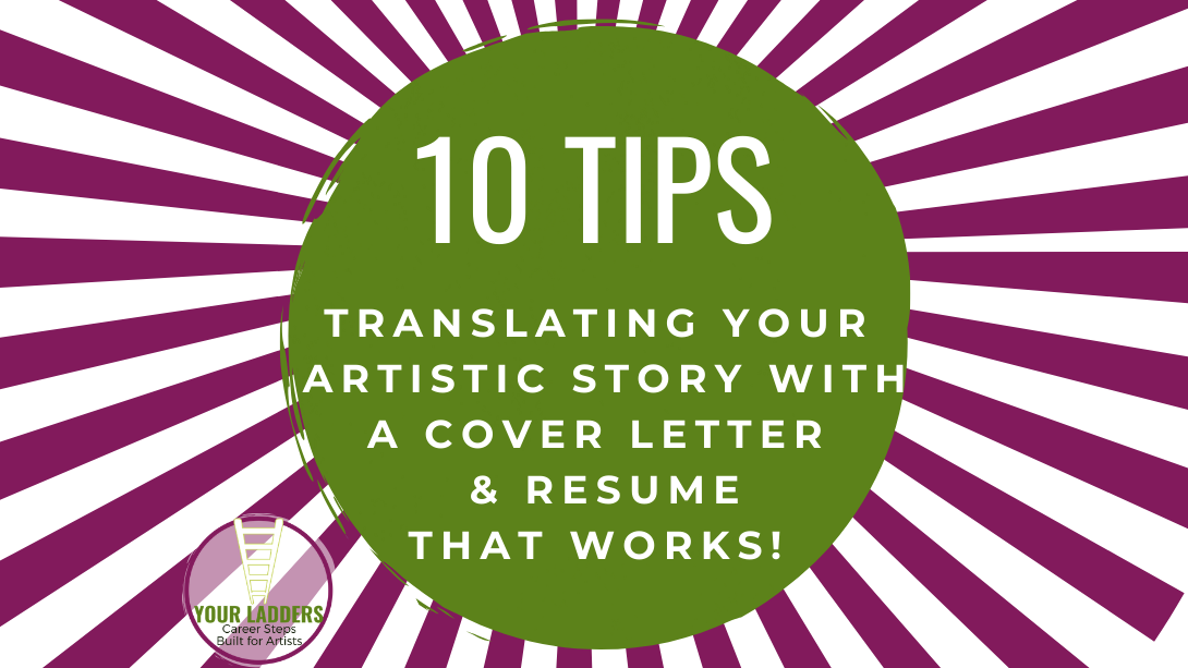 resume and cover letter tips