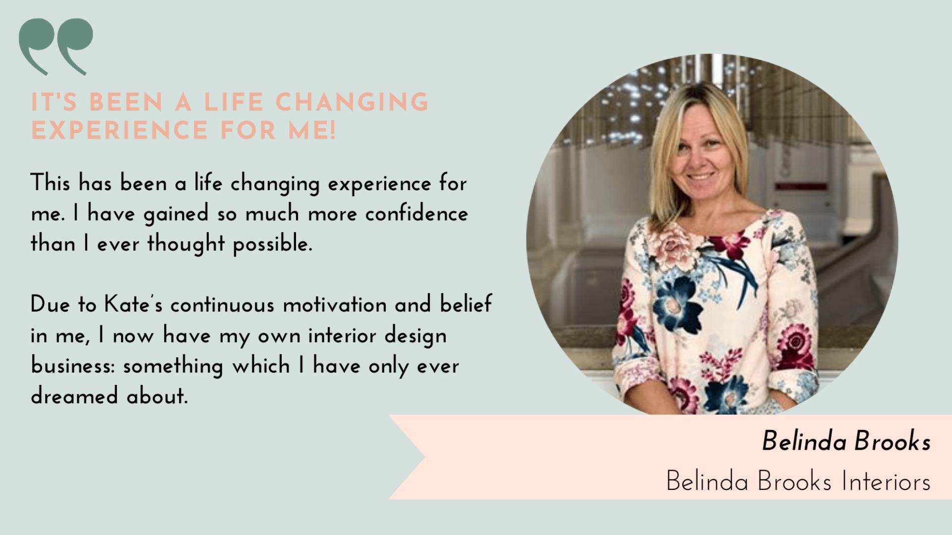 Diploma Student Belinda