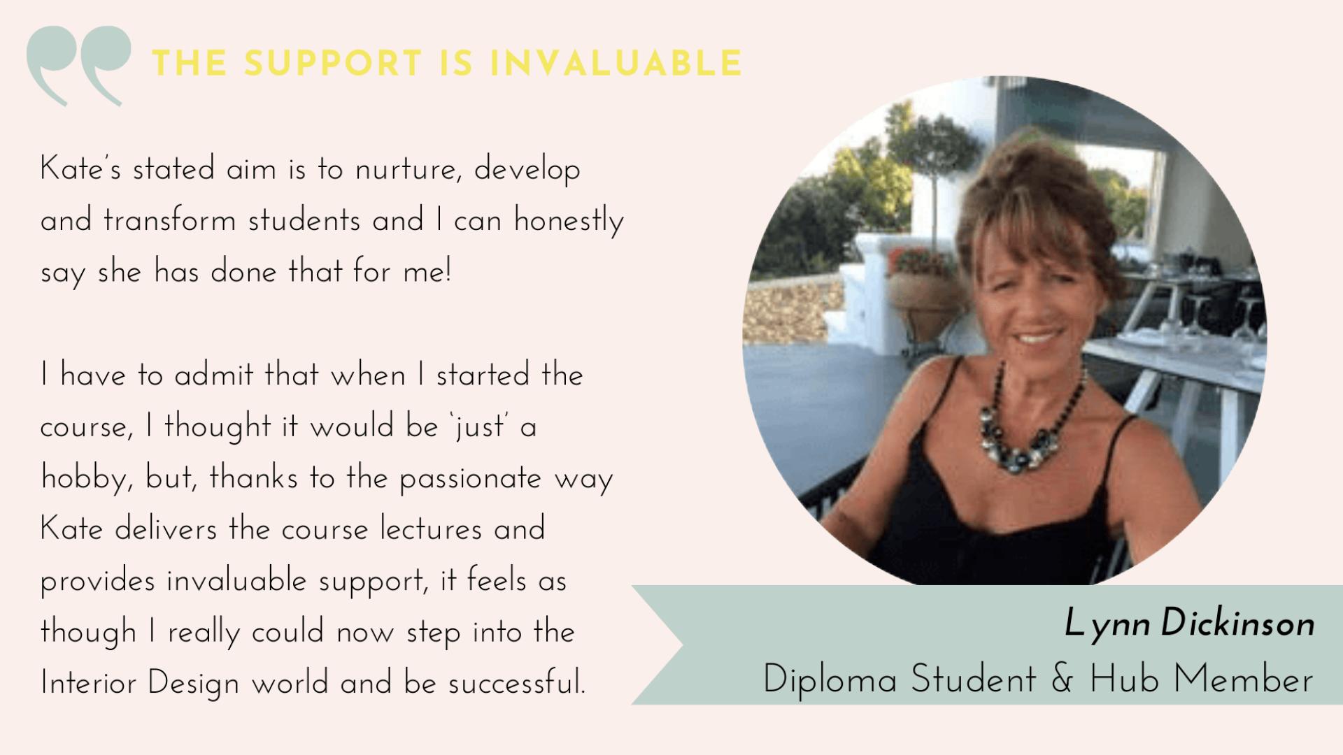 Diploma Student Lynn