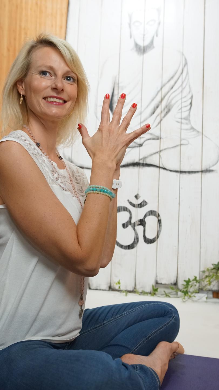 Eva-Maria Flucher yoga