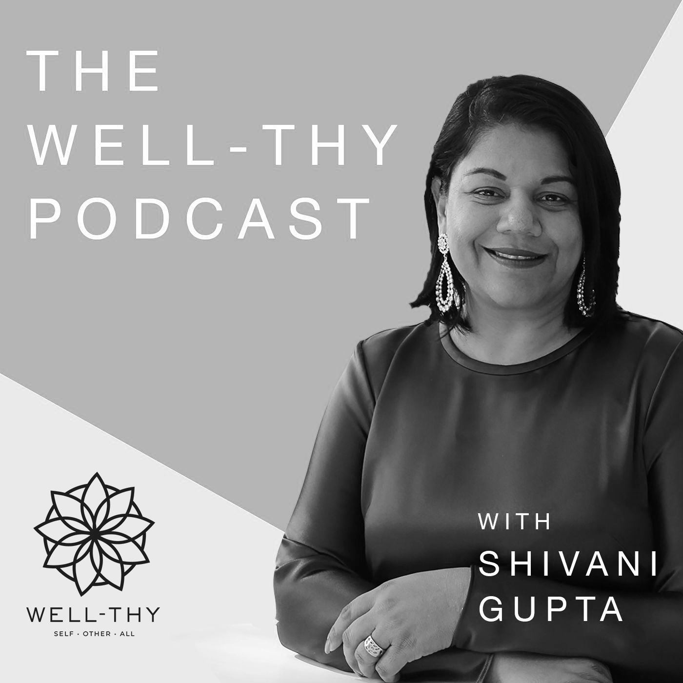 Tina Tower Well-thy podcast