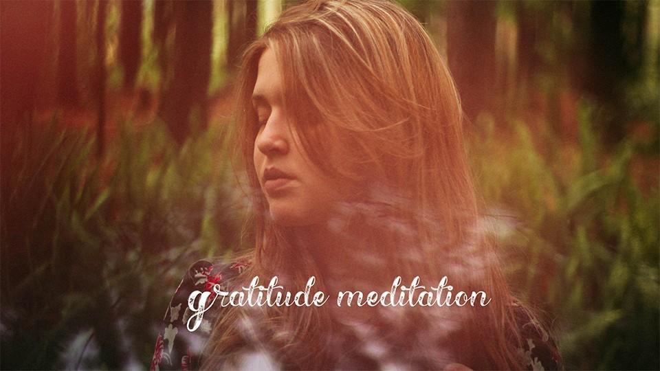 Gratitude Mindfulness