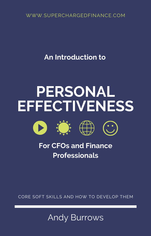 Personal Effectiveness Skills for CFOs and Finance Professionals