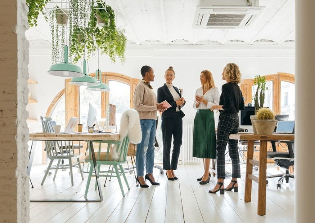 Thriving Workplaces Future of Work