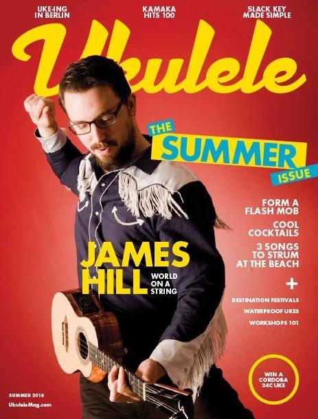 Ukulele Magazine Issue 13