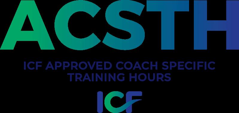 International Coach Federation ACSTH logo
