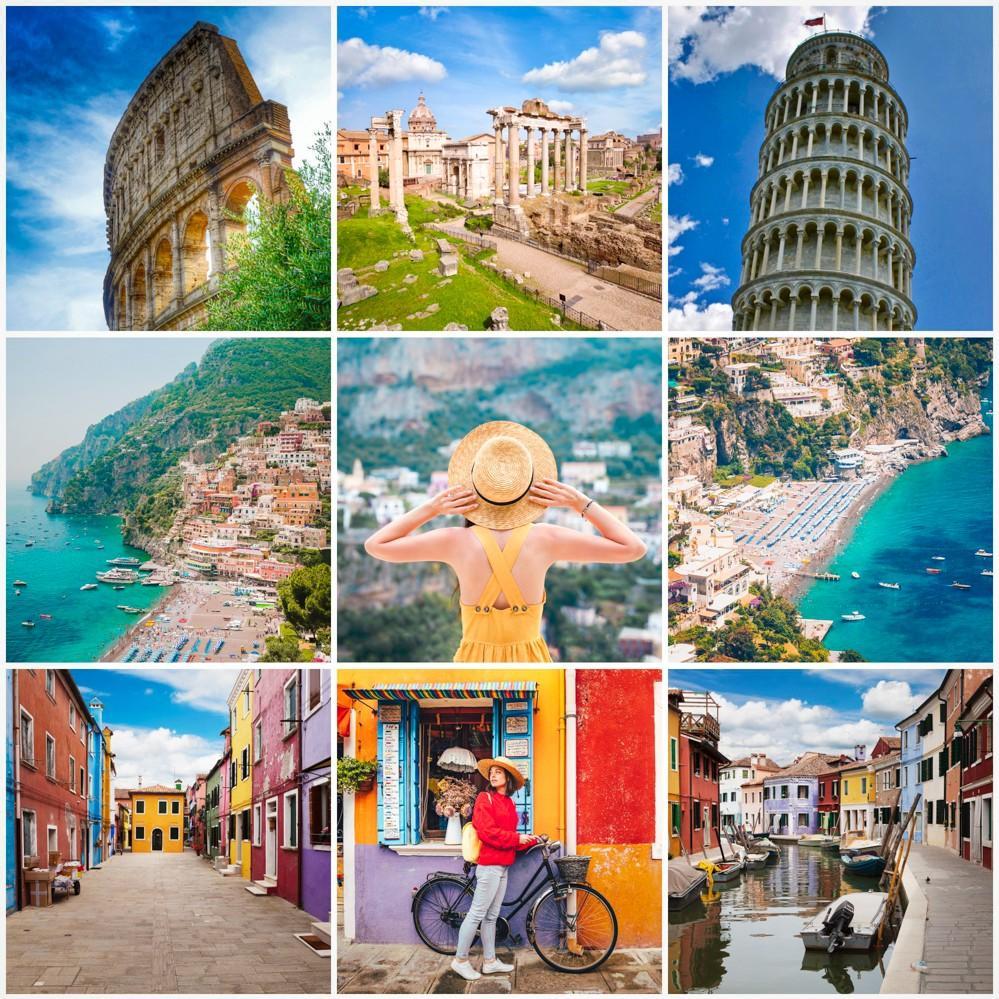 Italy Preset Examples