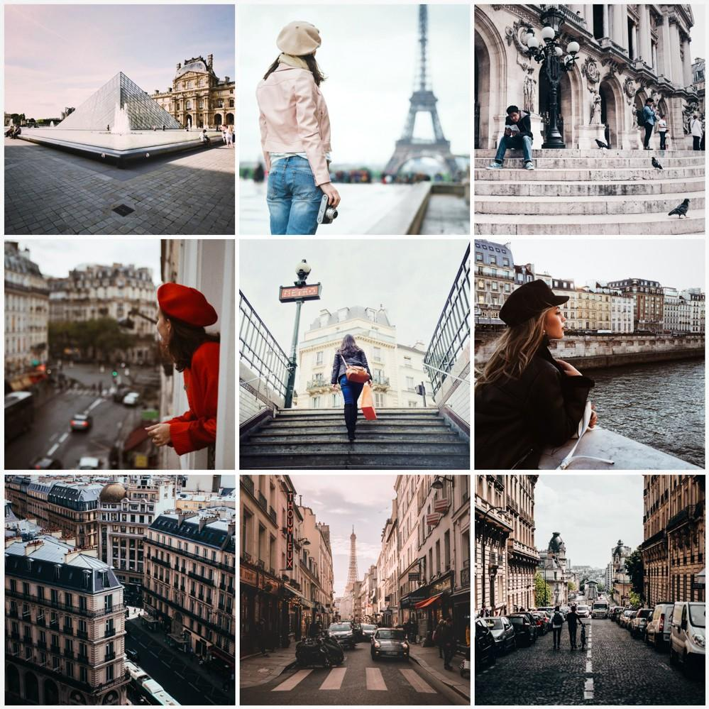 France Preset Examples