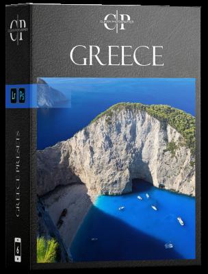 Greece Lightroom Mobile Presets