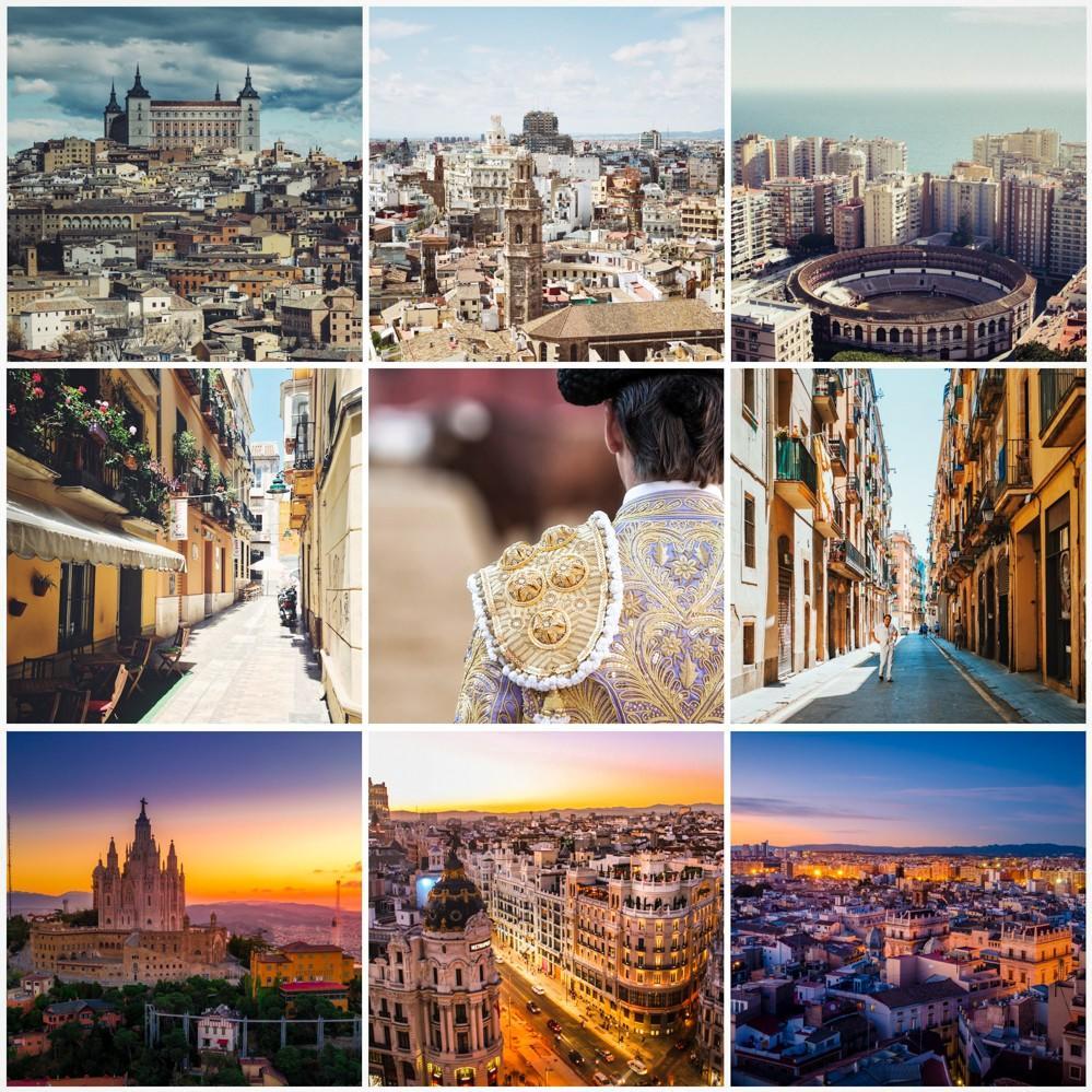 Spain Preset Examples