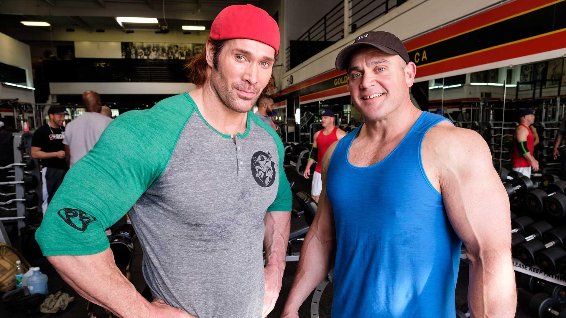 MARK BELL AND MIKE O'HEARN