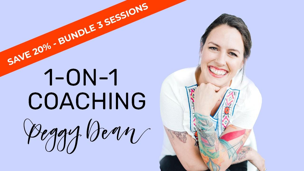 PEGGY DEAN COACHING BUNDLE