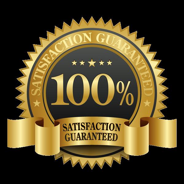 12 Month - 100% Satisfaction Guaranteed!