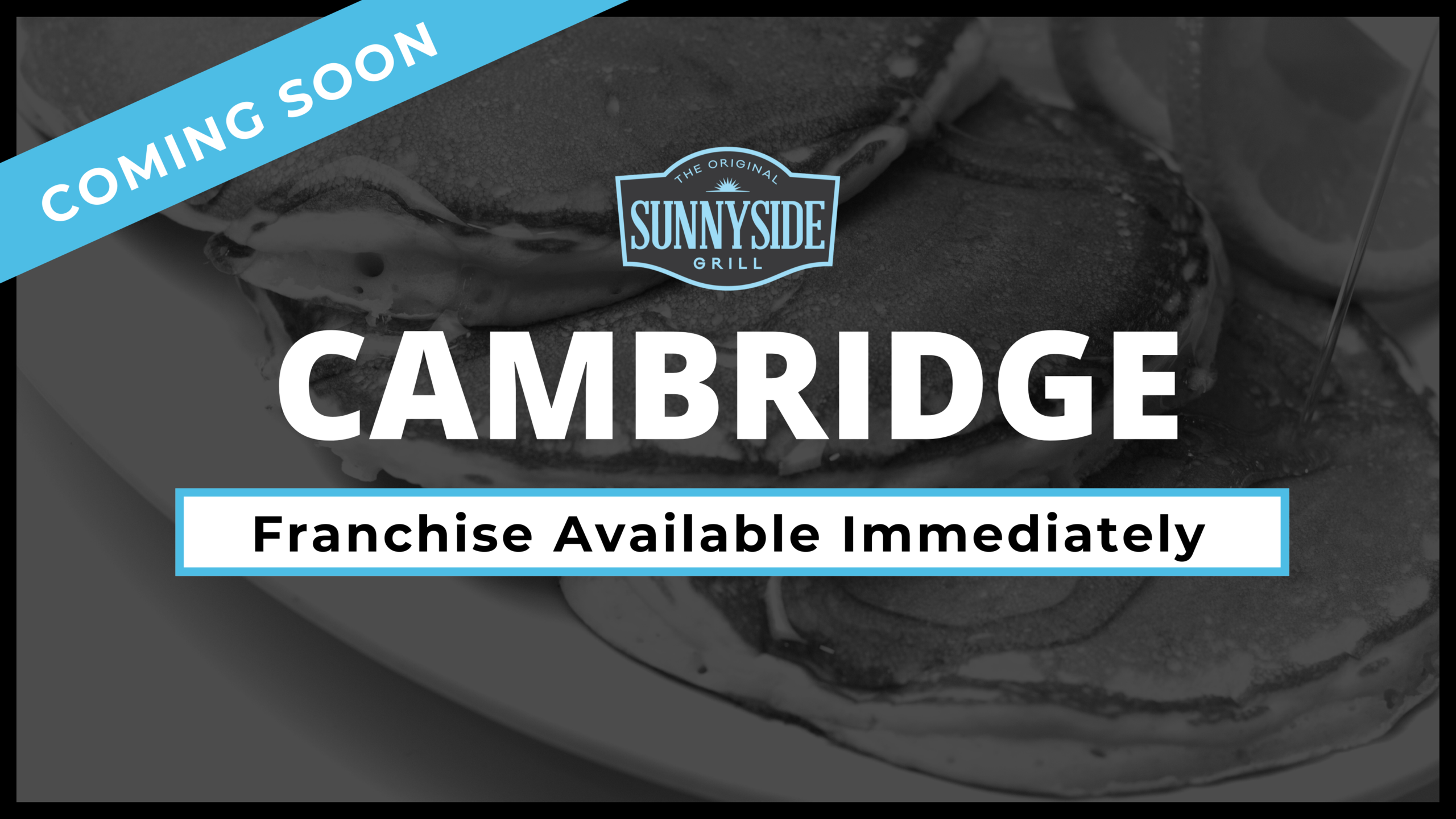 Cambridge Franchise Available