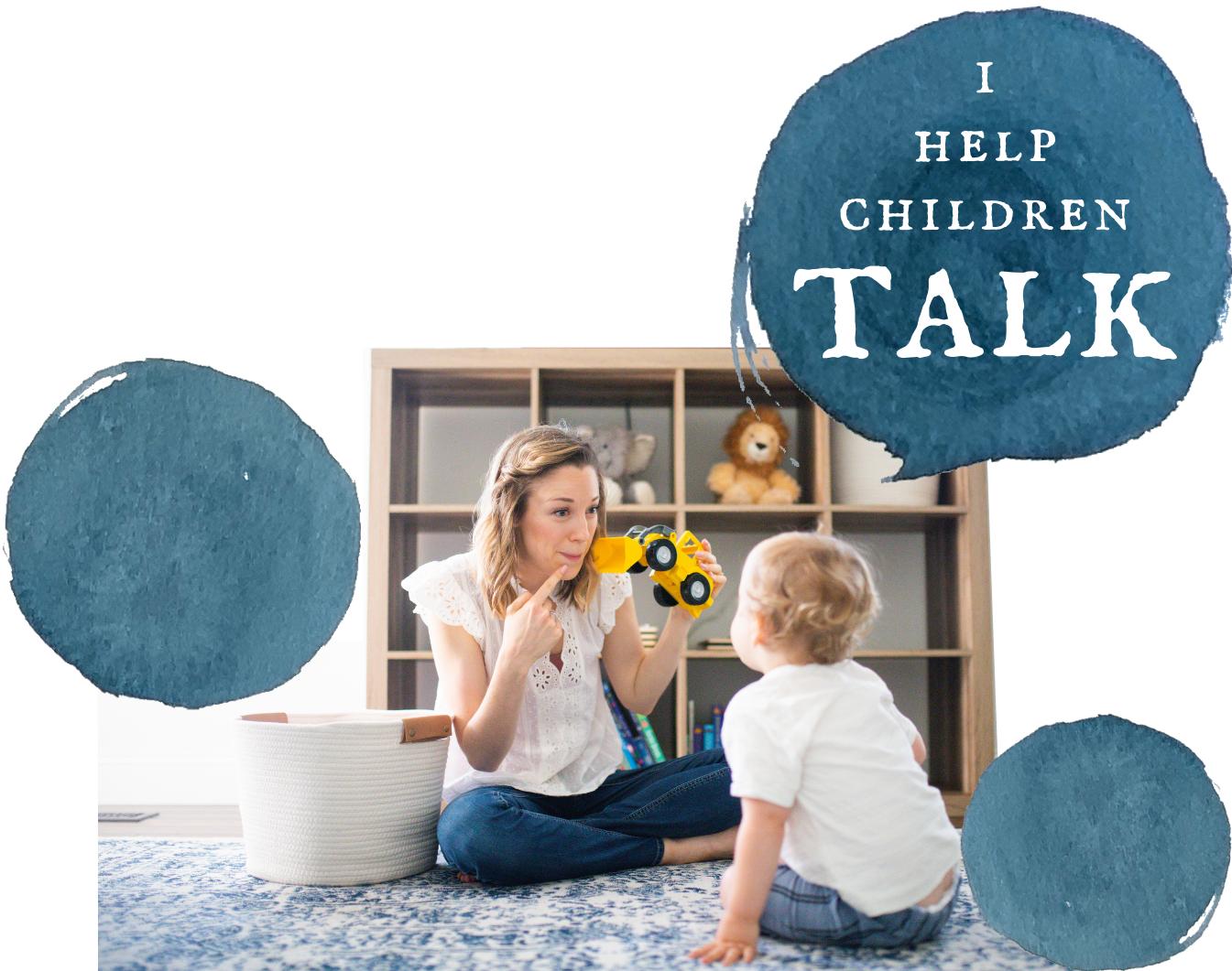 Adrienne Pediatric Speech-Language Pathologist