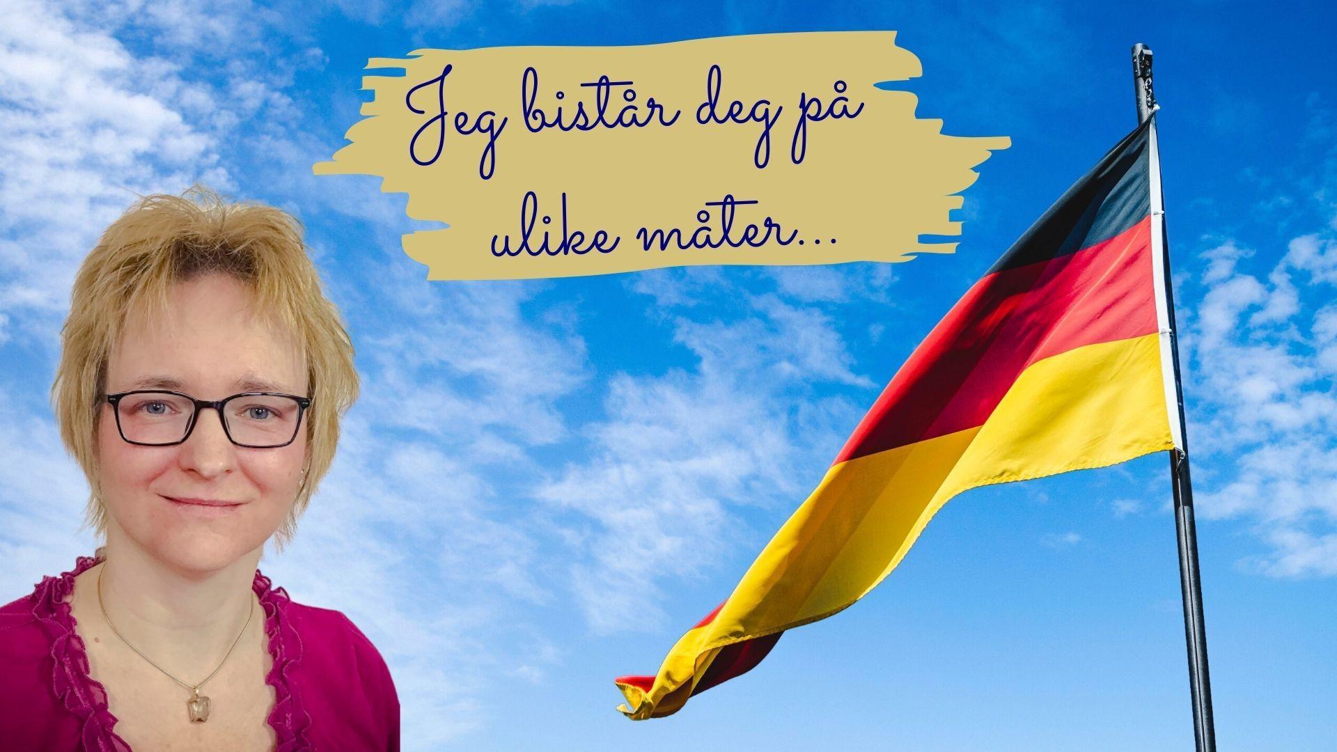 Anja Dietrichs bistår deg til å nytte hele potensialet fra det tysktalende markedet!