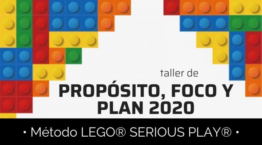 Taller Propósito, Foco y Plan 2020