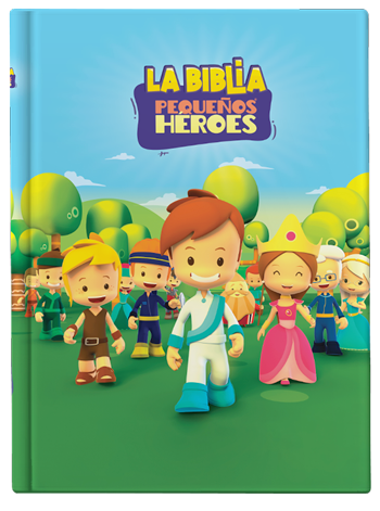 La Biblia Pequeños Héroes