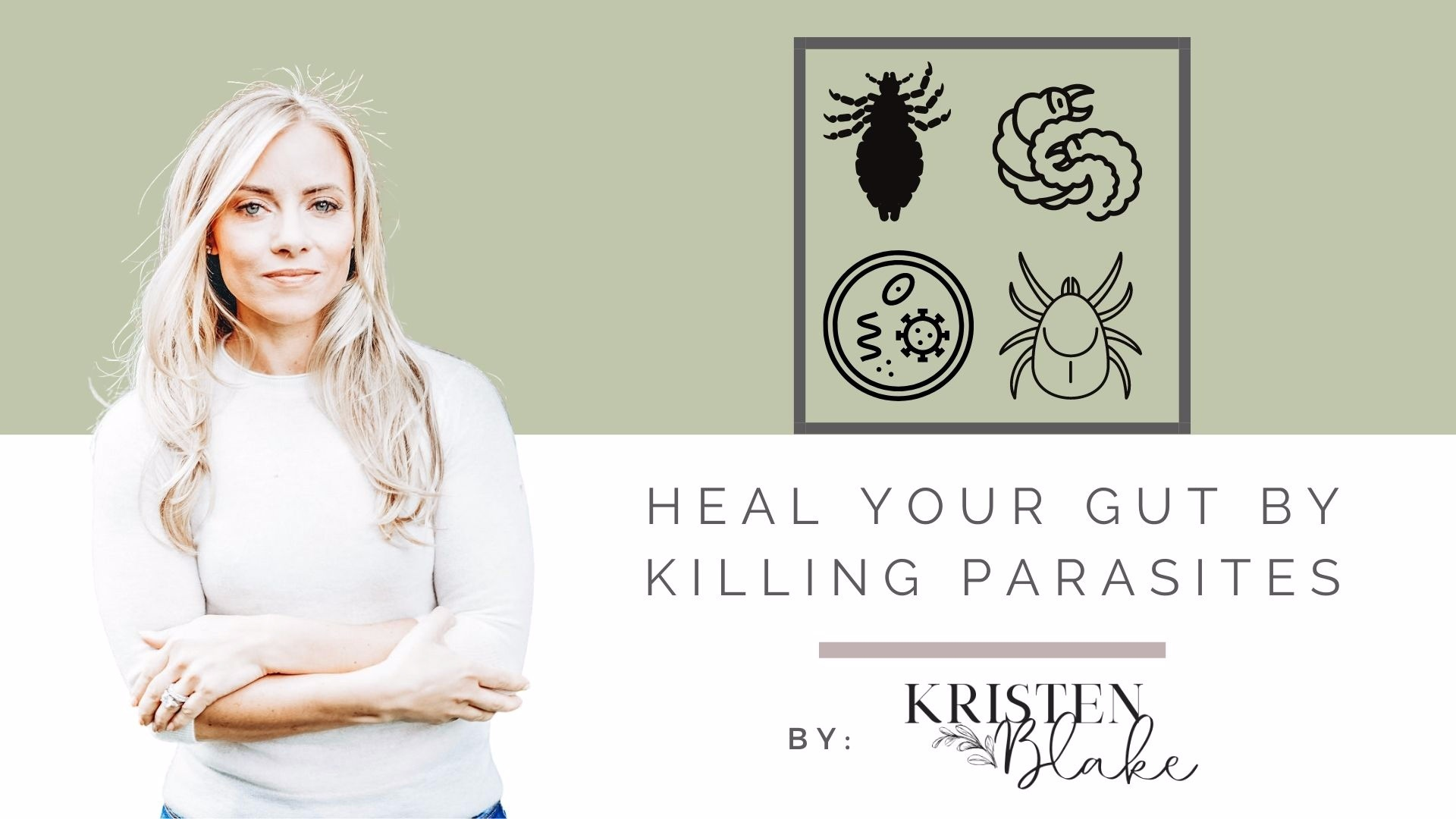 Our course guides you through everything you need to know about parasites.