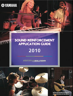Yamaha Sound Reinforcement Application Guide, Great Church Sound