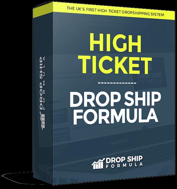 High Ticket Drop Shipping UK