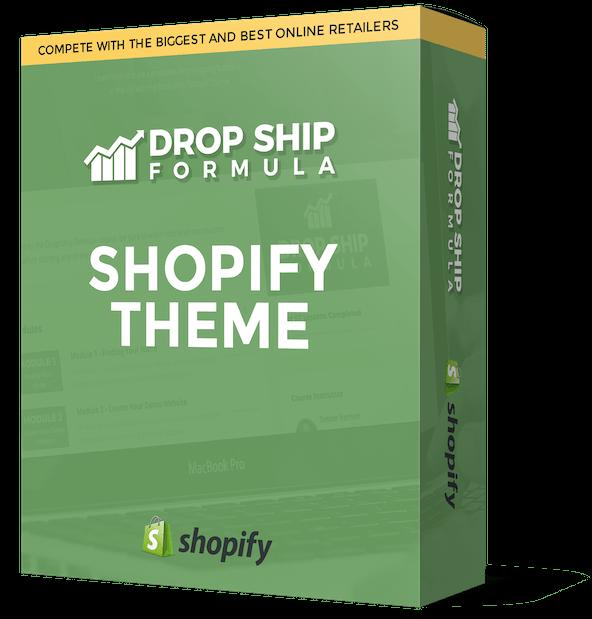 Drop Ship Formula Shopify Theme