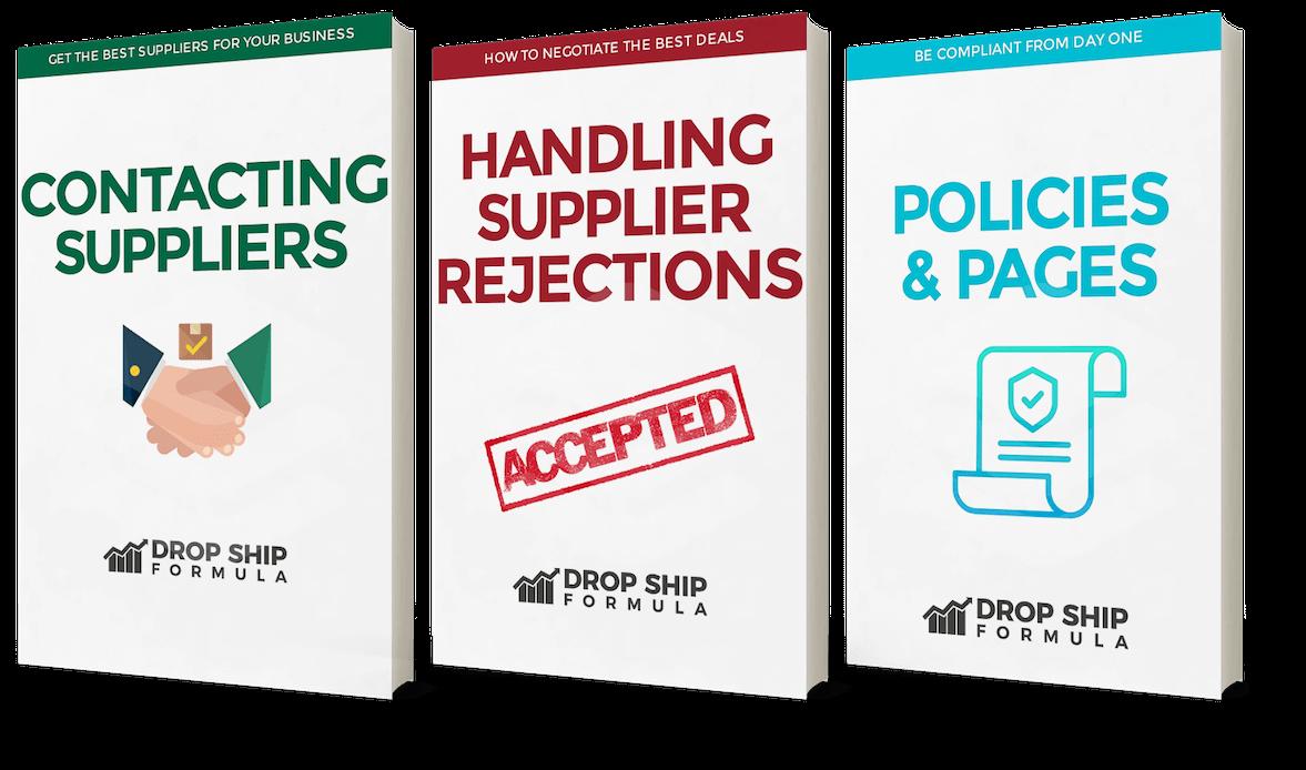 Contacting UK Suppliers Workbooks