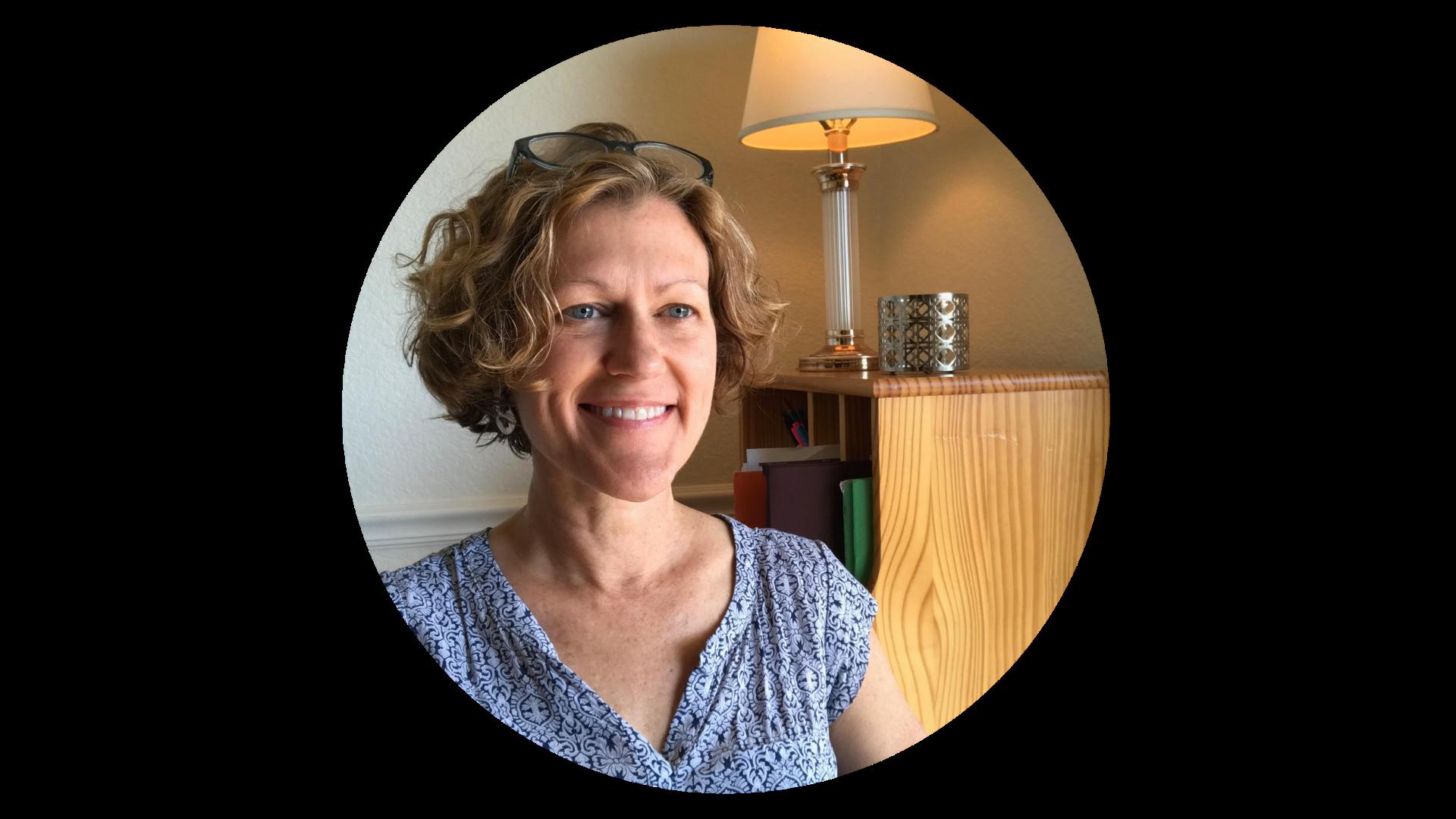 Jen McGahan, massage therapist and writer