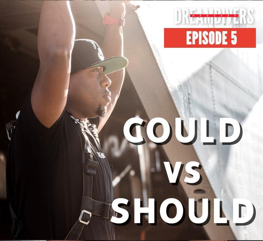Could vs Should