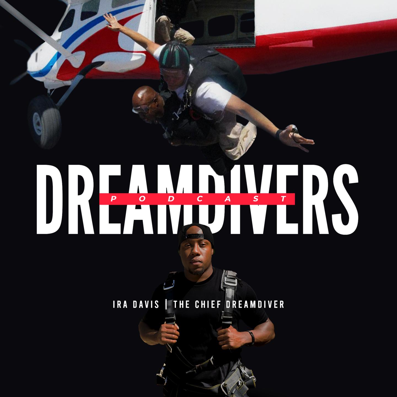 The DreamDiver Podcast Cover